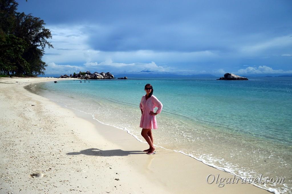 Перхентианские острова
