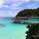 Пляж отеля Perhentian Island Resort – лучший пляж Перхентианских островов!