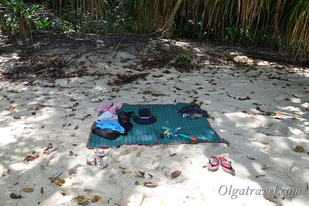 Turtle Beach Перхентианы