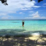 Turtle Beach – красивый пустынный пляж на Перхентианах. Фото и Видео