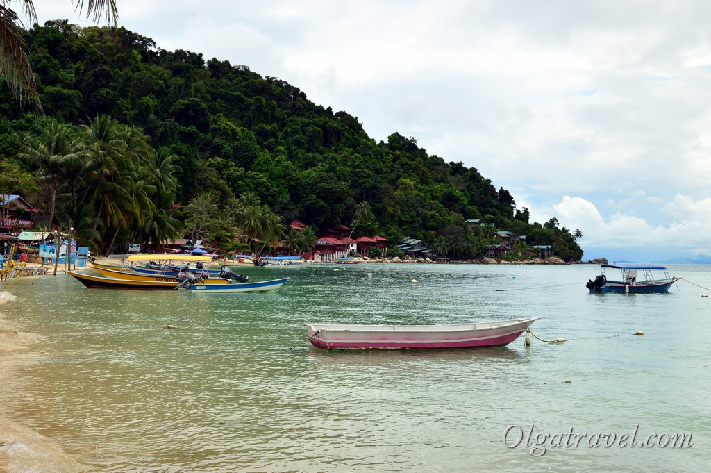 Coral Beach Perhentian Kecil