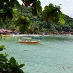 Перхентианские острова: малый остров Перхентиан Кечил