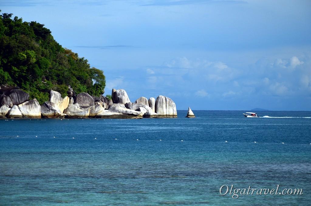 Перхентианские острова Малайзия