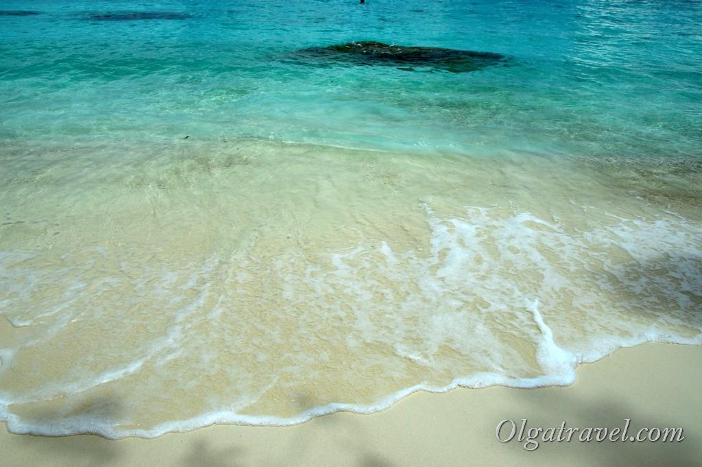 пляжи Перхентиан