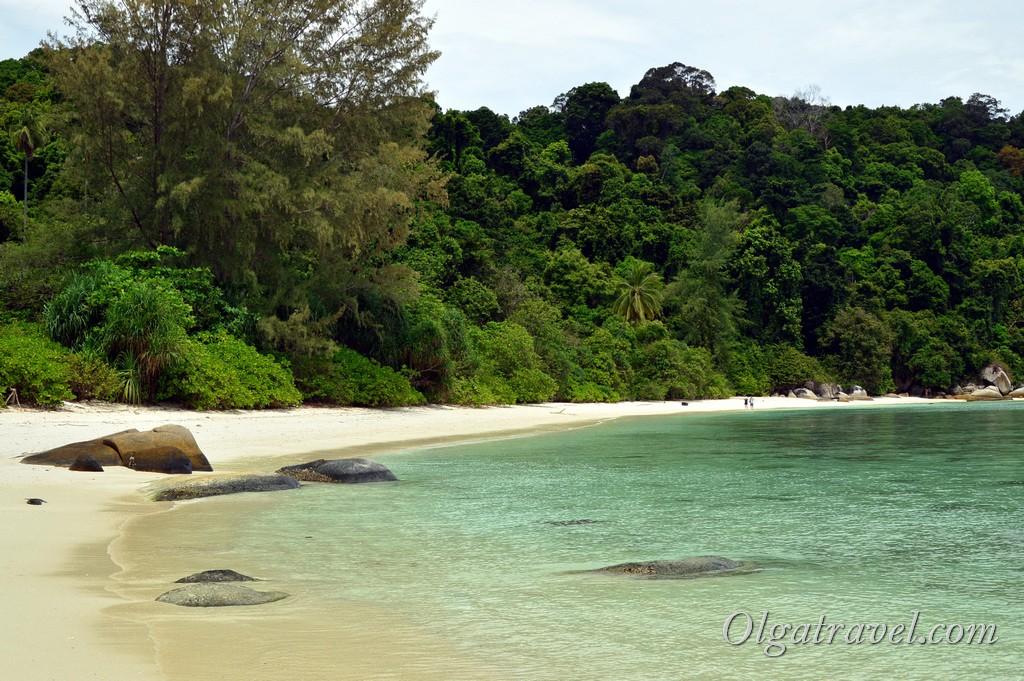 Малайзия Перхентианские острова отзывы