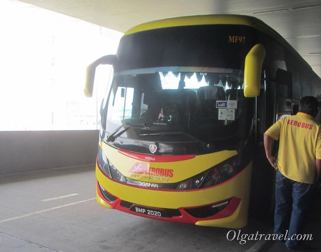 как добраться из аэропорта куала-лумпур