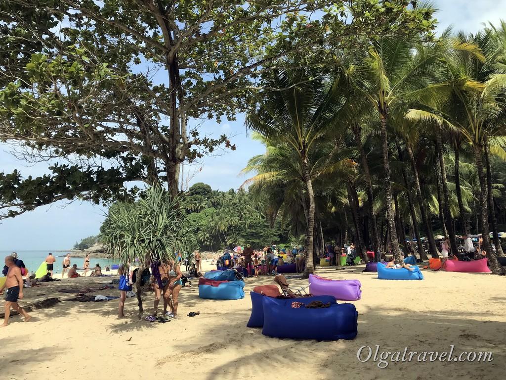 пляж Сурин отзывы
