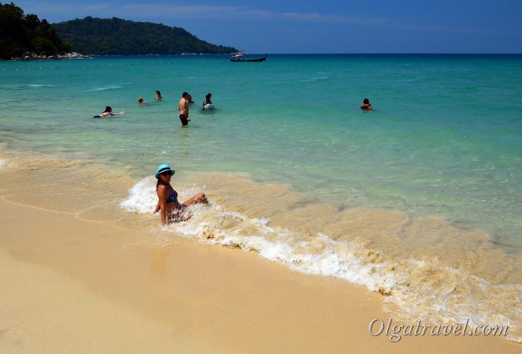 пляж Ката Ной Пхукет
