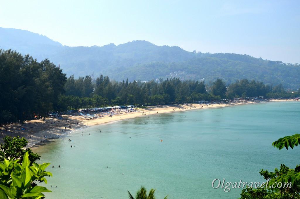 пляж Камала Пхукет