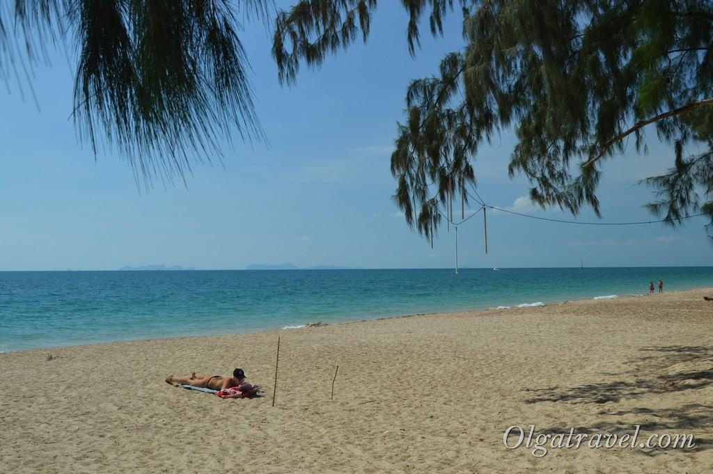 пляжи Ко Ланты