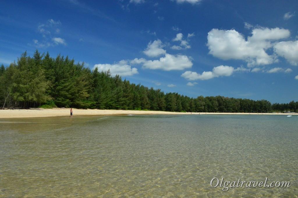 пляж Лаян Пхукет