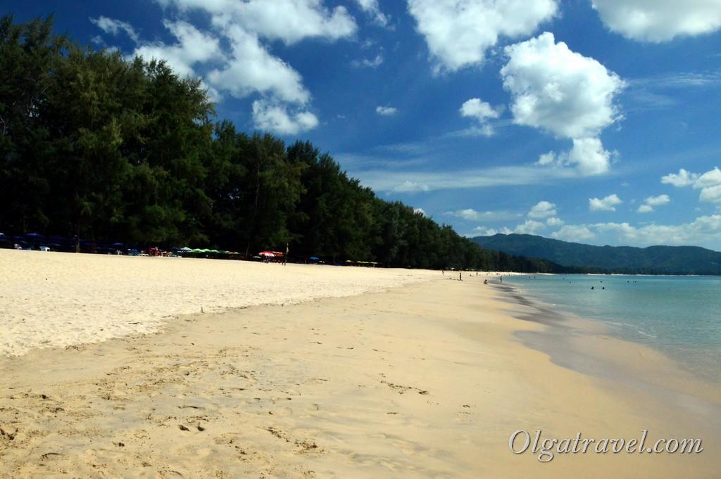 пляж Лаян