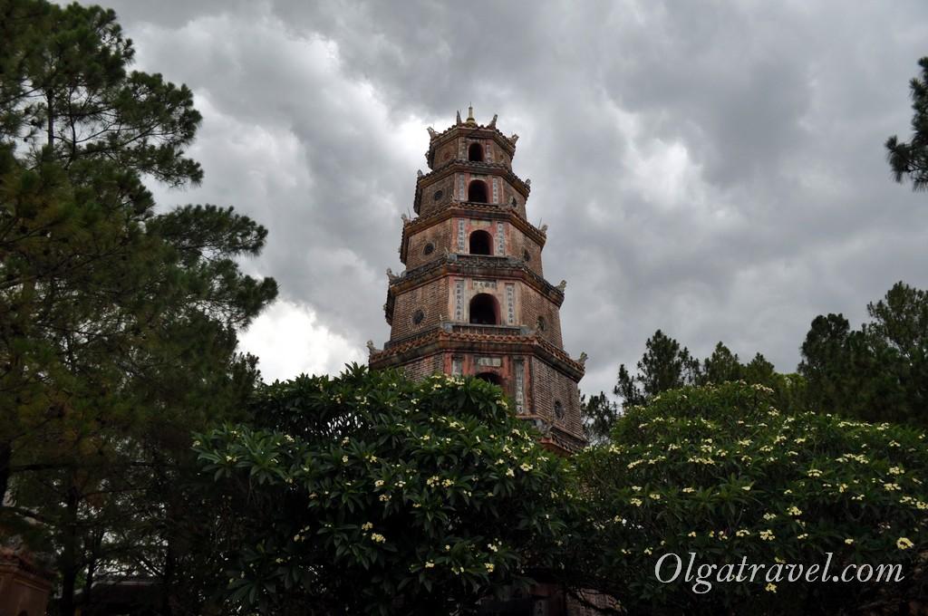 Пагода Тиен Му