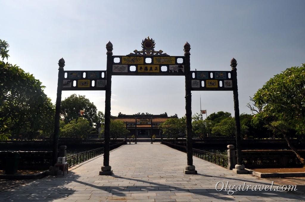 Императорский город Хюэ