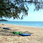 Пляж Лонг бич (Пра Aе бич) на Ко Ланте — отличный пляж для отдыха с детьми