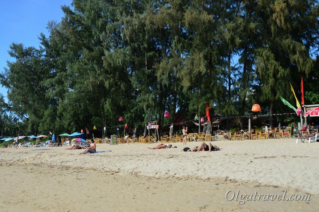пляжи ко ланта таиланд