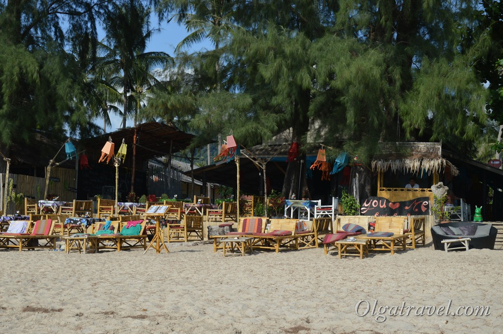 пляж Лонг бич ко ланта