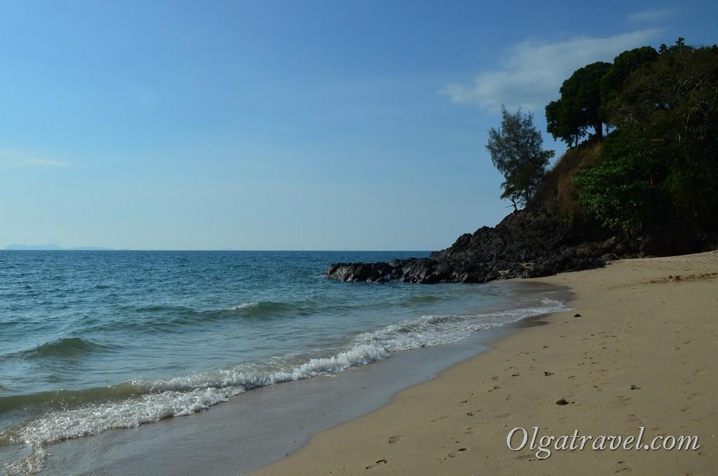 пляж Лонг бич Ланта