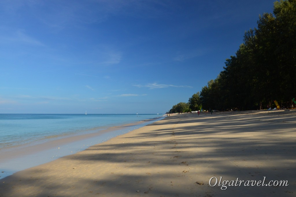 пляж Пра Ае бич Ланта