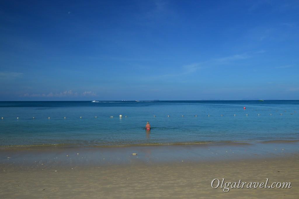 пляжи Ко Ланты: Пра Ае бич