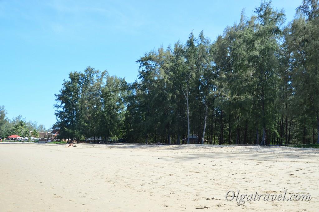 пляж Пра Ае бич