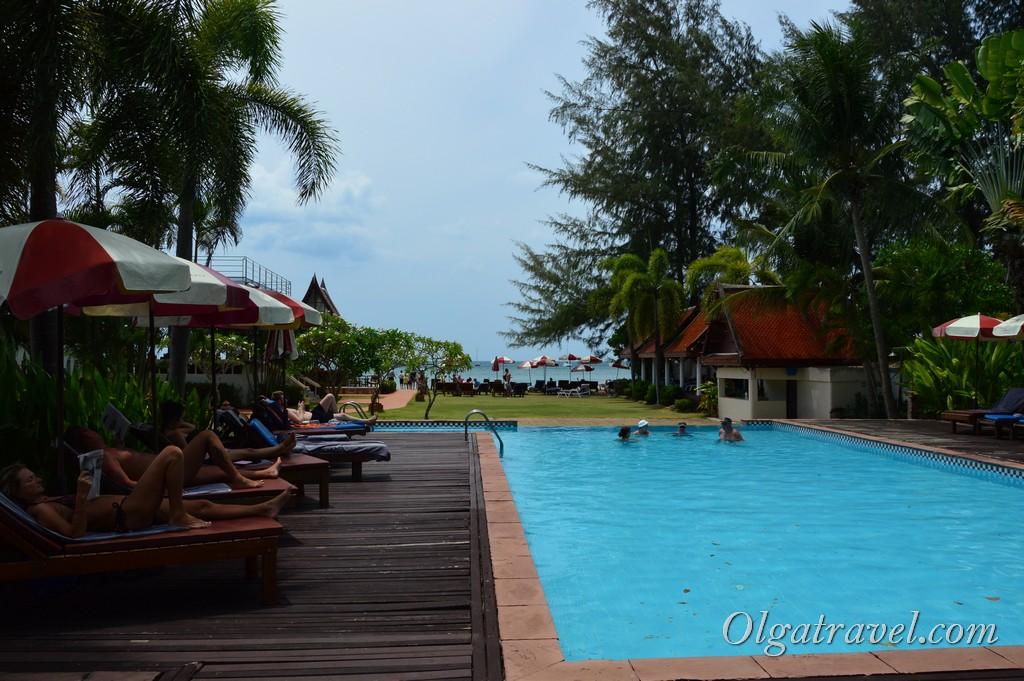 отели Ланты Royal Lanta Resort