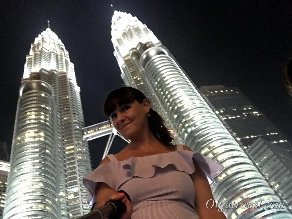 Куала Лумпур башни Петронас