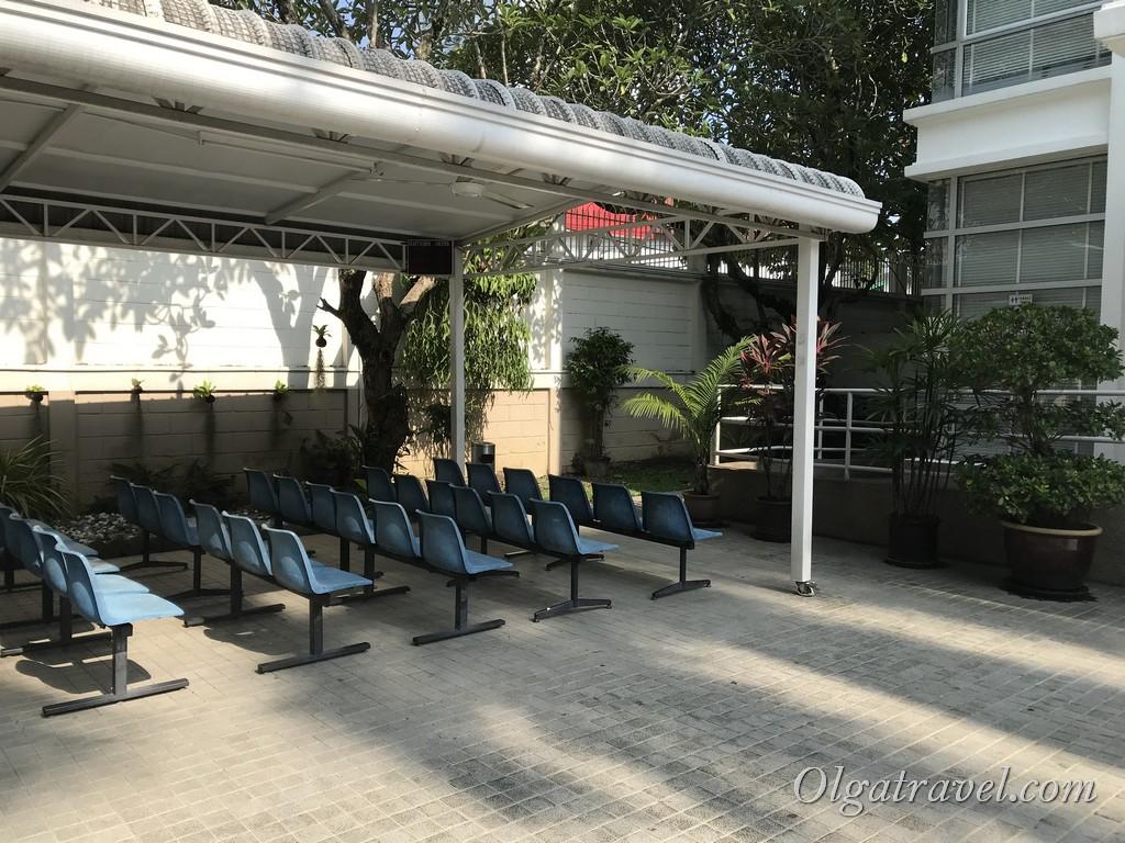 тайская виза в Куала-Лумпур