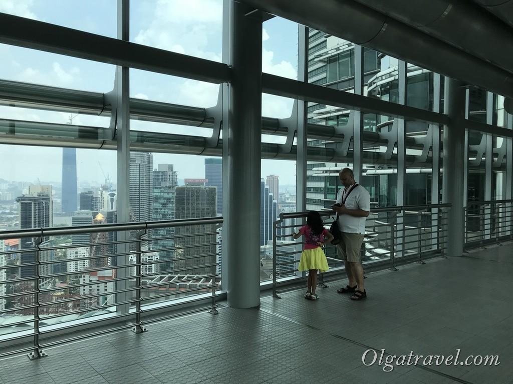 башни Петронас Куала-Лумпур