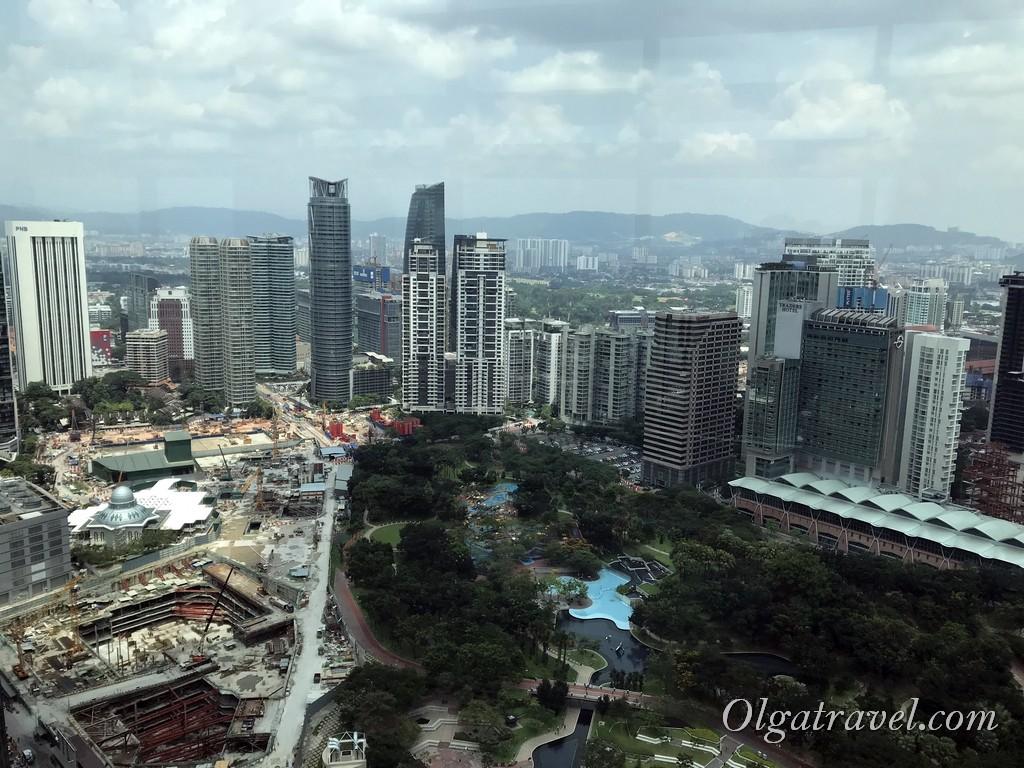 башни петронас малайзия