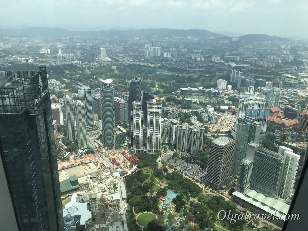 башни петронас куала лумпур