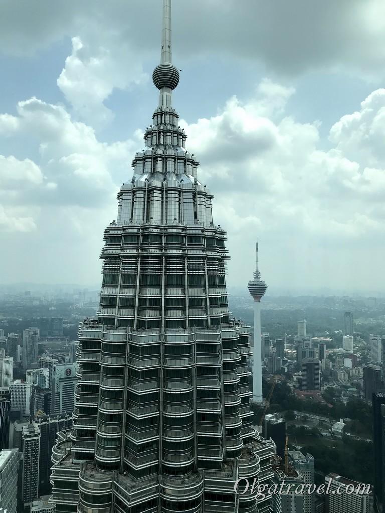 Куала-Лумпур башни