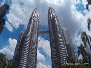 башни близнецы Куала Лумпур