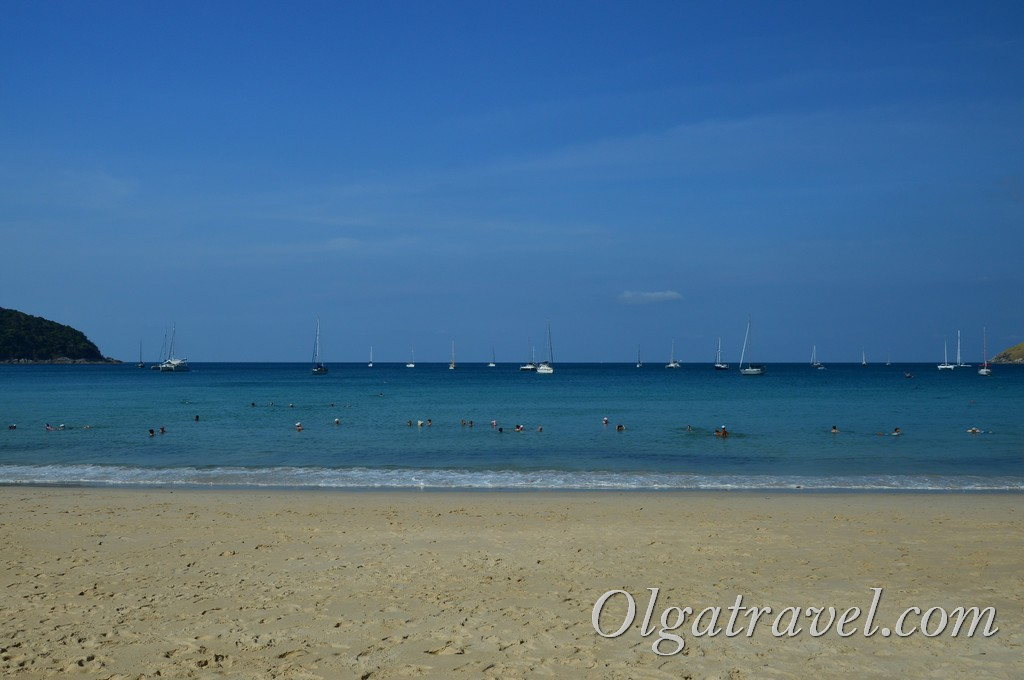 пляж Найхарн бич