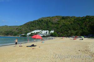 пляж Найхарн Пхукет