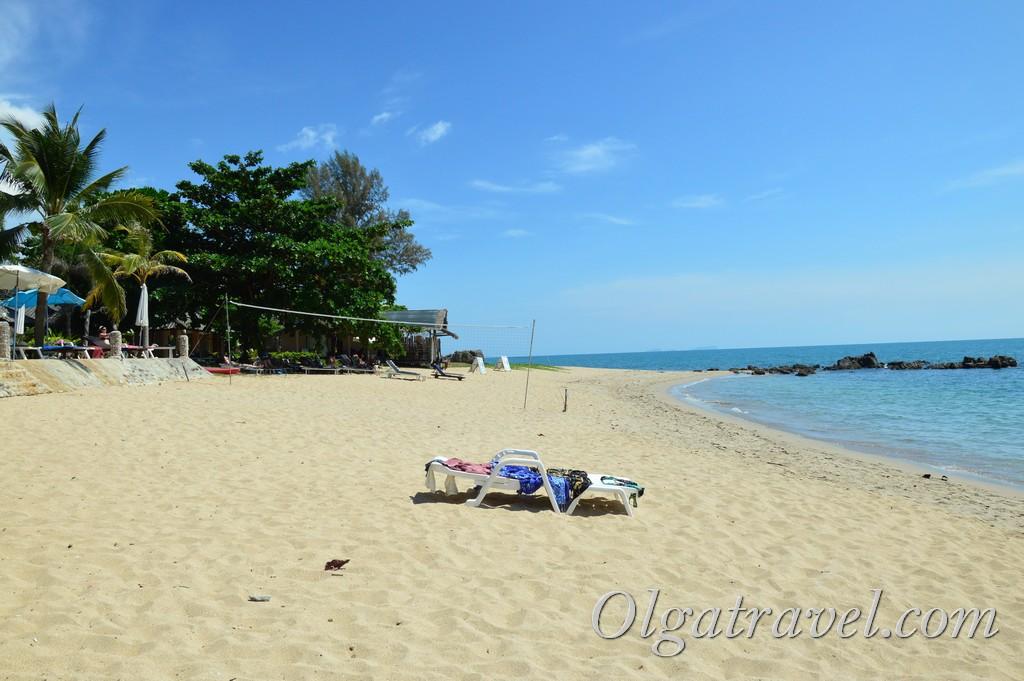 пляж Ланты Клонг Тоаб