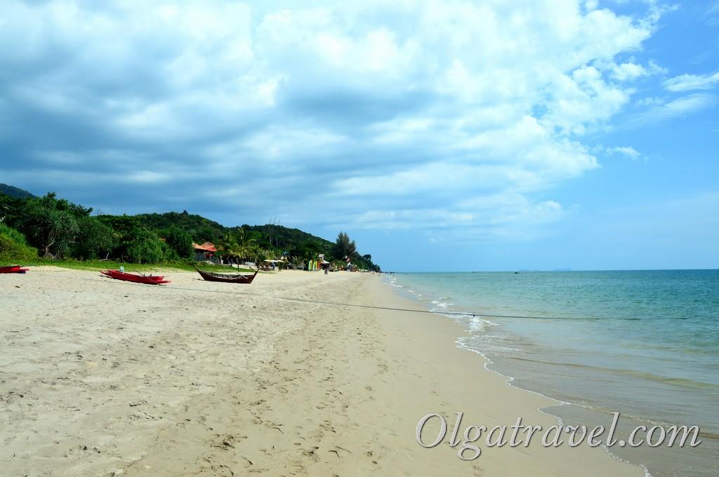 пляж Клонг Нин Ланта