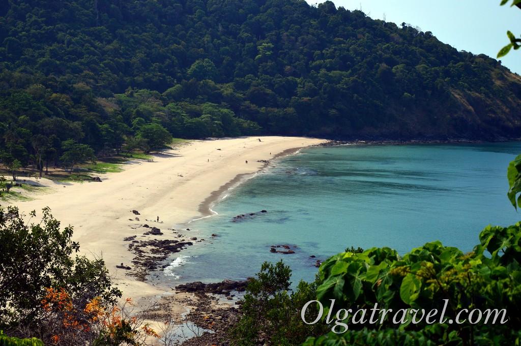 пляж Бамбу Бэй