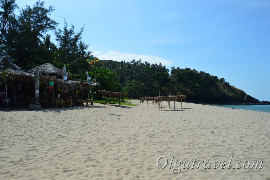 Пляж Клонг Джарк ко ланта