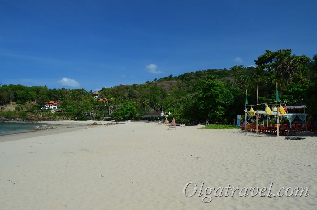 Пляж Клонг Джарк