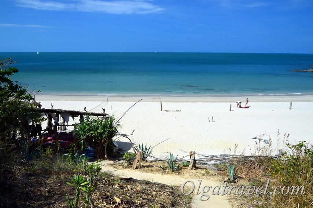 пляж Нуи Бэй Ланта