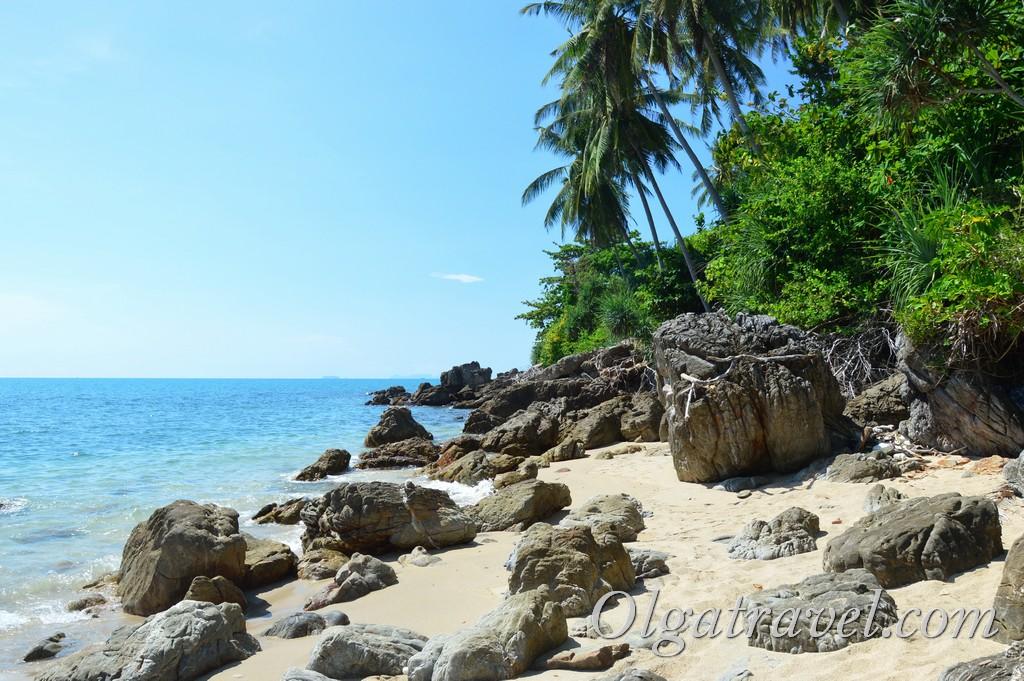 пляж Клонг Тоаб Таиланд
