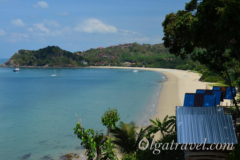 пляж Кантианг Бэй Ланта