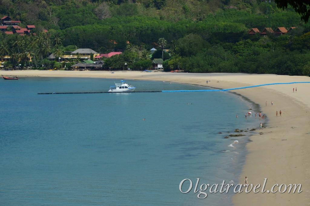 пляж Кантиаг Бэй