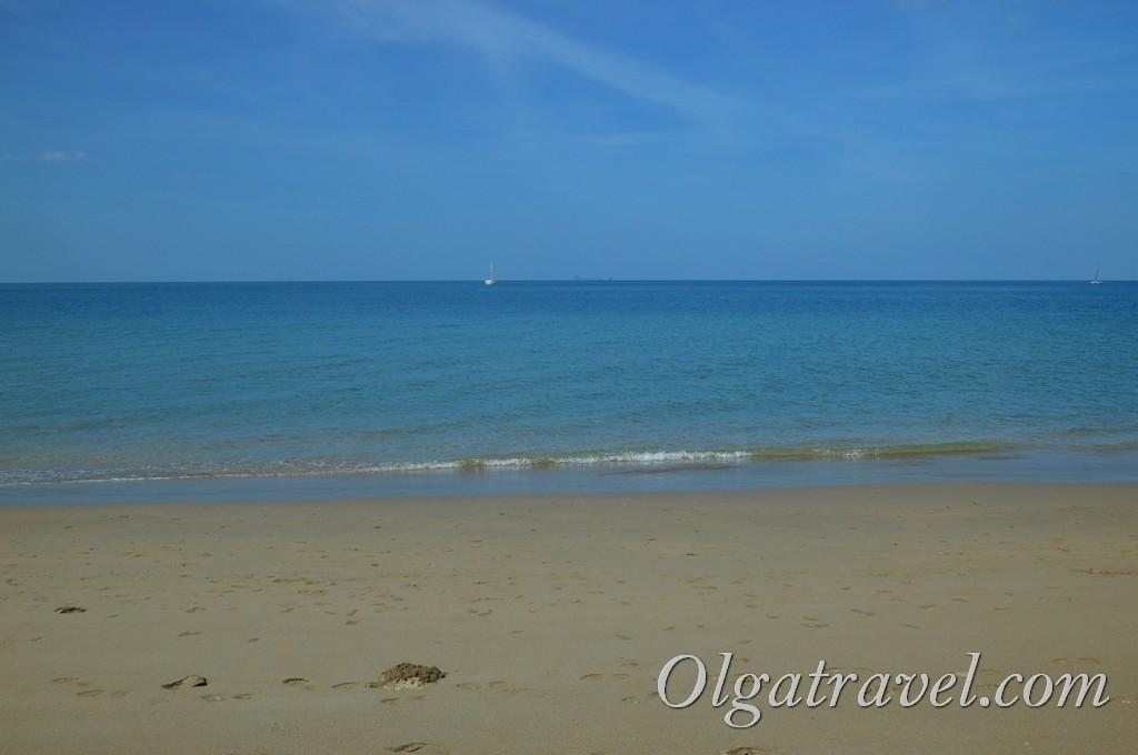 пляж Ланты Кантиаг Бэй