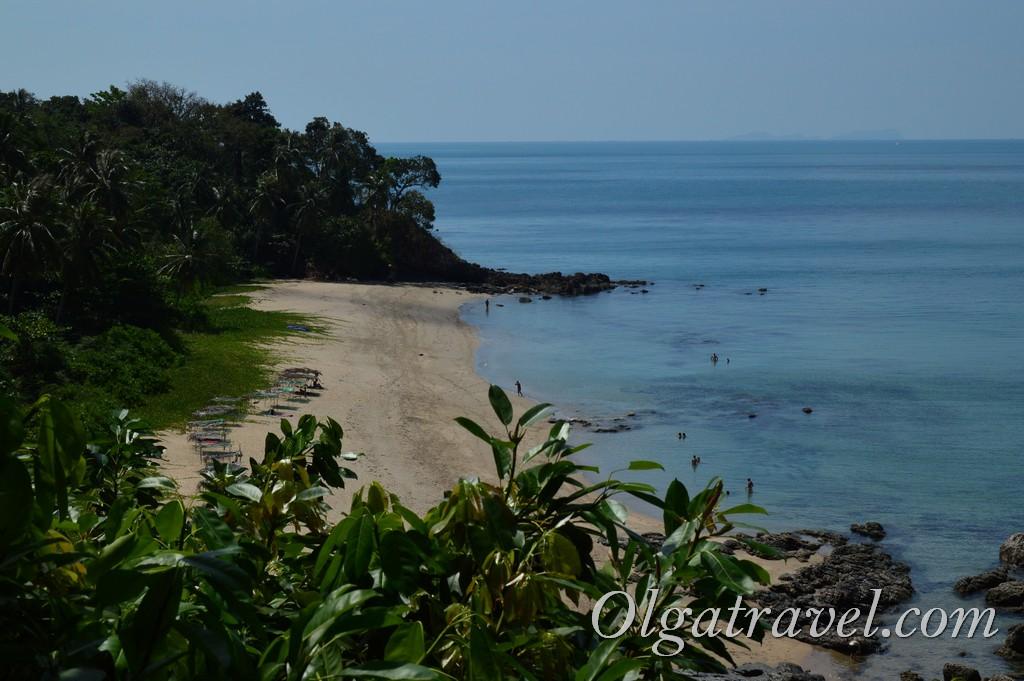 лучший пляж Ланта