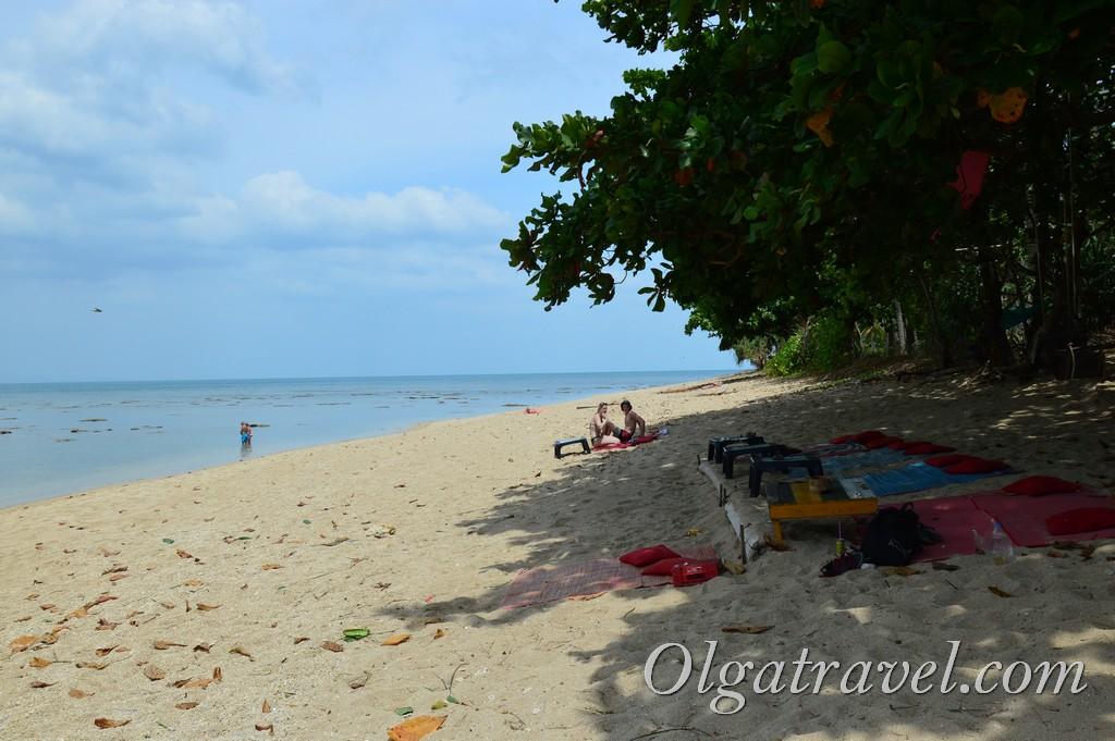 Пляж Клонг Кхонг Ланта