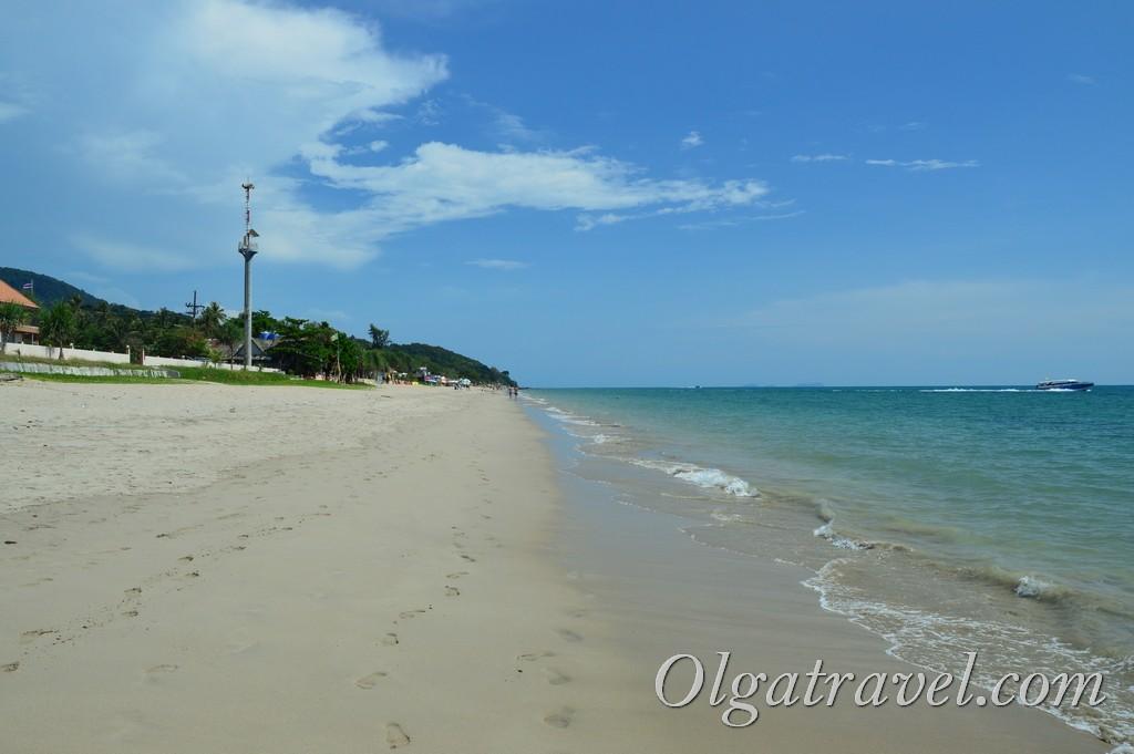 пляж Клонг Нин Ко Ланта