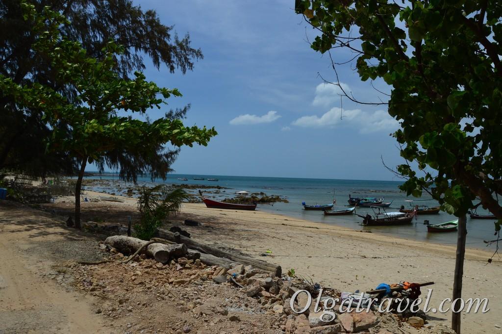 пляжи Ланты Клонг Кхонг