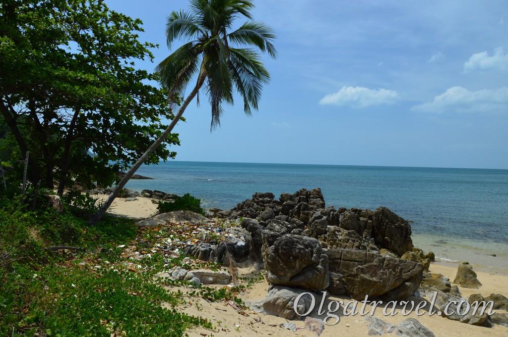 пляж Клонг Тоаб Ланта